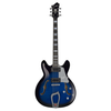 Hagstrom Super Viking Electric Guitar, Dark Baltic Sea - 1