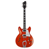 Hagstrom Super Viking Electric Guitar - Mandarin - 1