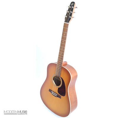Seagull Entourage Rustic Acoustic Guitar, Like New - 6