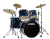 Tama Imperialstar IS58C Midnight Blue 5-Piece Drum Set