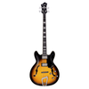 Hagstrom Viking Electric Bass Guitar - Tobacco Sunburst
