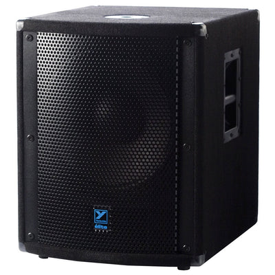 Yorkville Sound Elite Series LS720P Compact Active Subwoofer, 720 Watts - 1