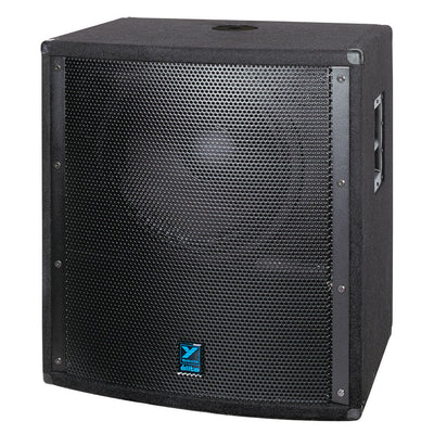 Yorkville Sound Elite Series LS801P Powered Subwoofer, 1500 Watts