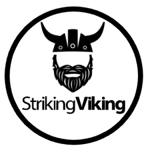 Striking Viking