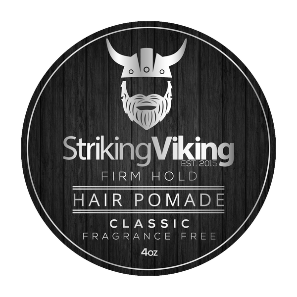 Hair Pomade 4oz