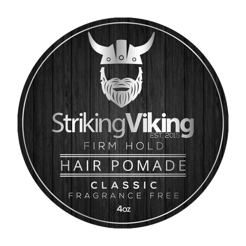Hair Pomade 4 oz