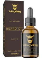 Scented Beard Oil