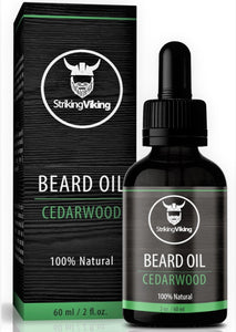 Cedarwood Beard Oil Scented