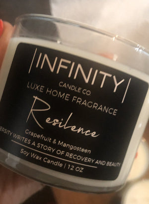 Resilence Candle - FRUIT