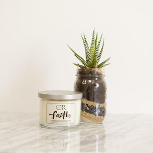 Faith Candle - FRUIT