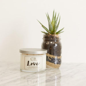 Love Candle - FRUIT