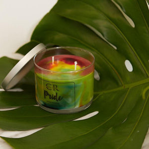 Pride Candle - FRUIT