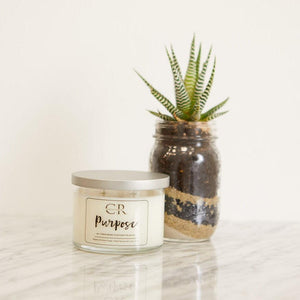 Purpose Candle - CITRUS