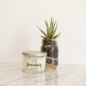 Serendipity Candle - FRESH