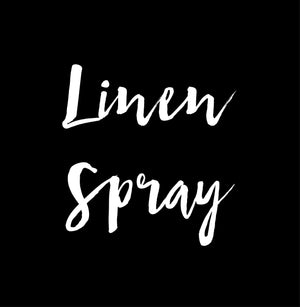 Linen Spray - 8oz