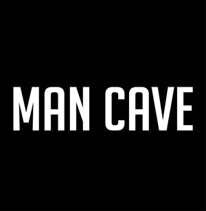Man Cave - WOODS