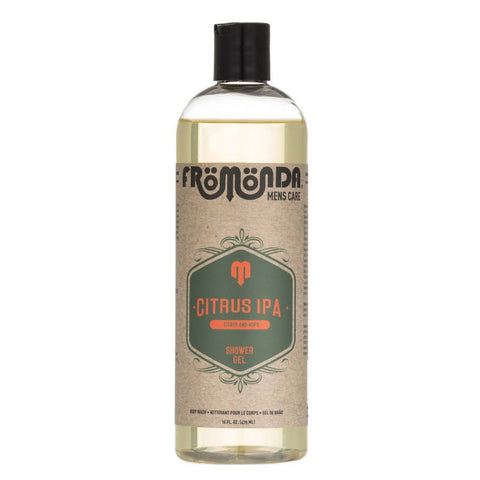 Citrus IPA Shower Gel - 16oz - Fromonda