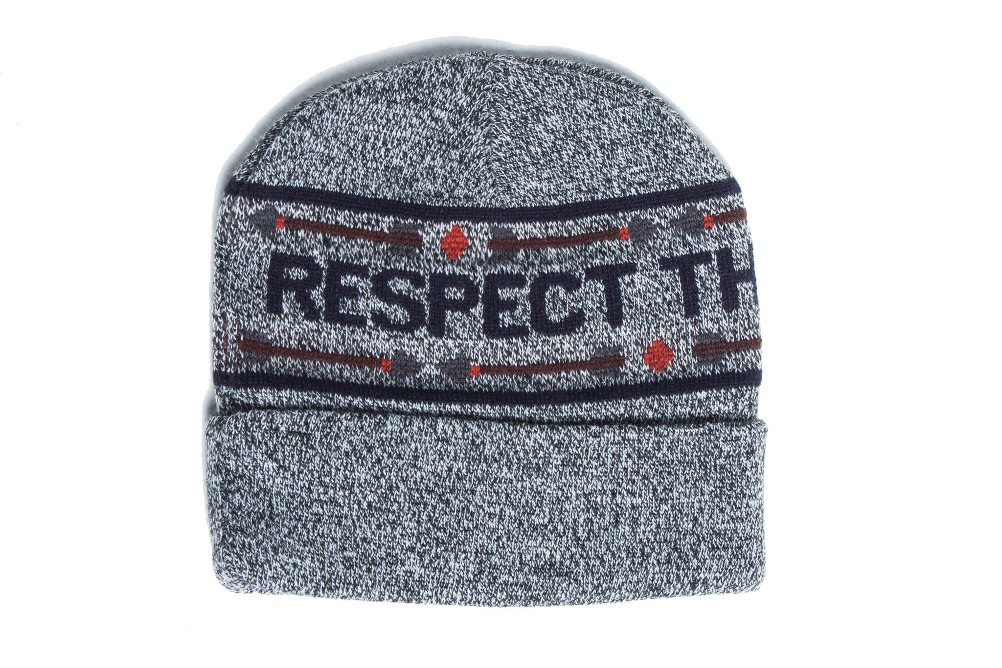 RESPECT THE NATIVES Beanie