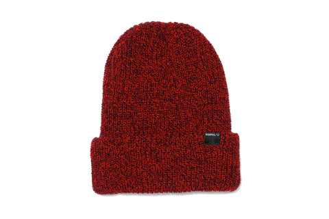 SIERRA Watch Cap Red/Navy