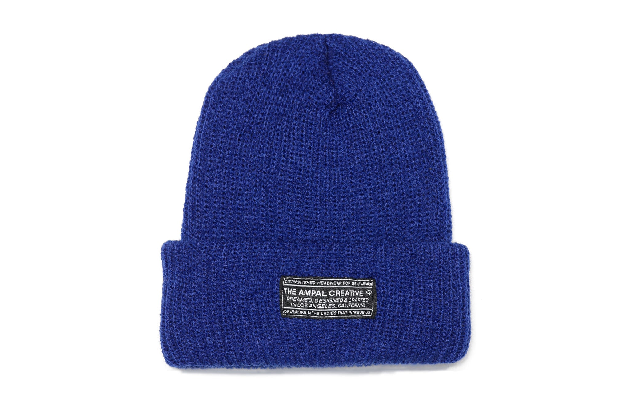 BICKLE Beanie Royal Blue