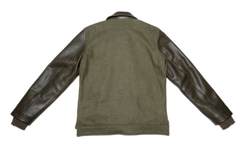 AMPAL x MARINE MACHINE Riders Jacket