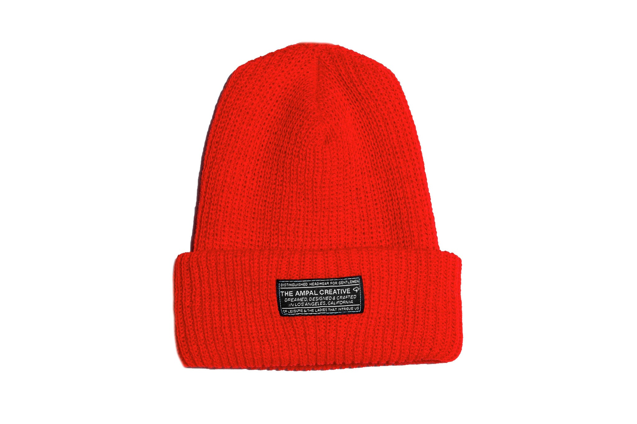 BICKLE Beanie Red