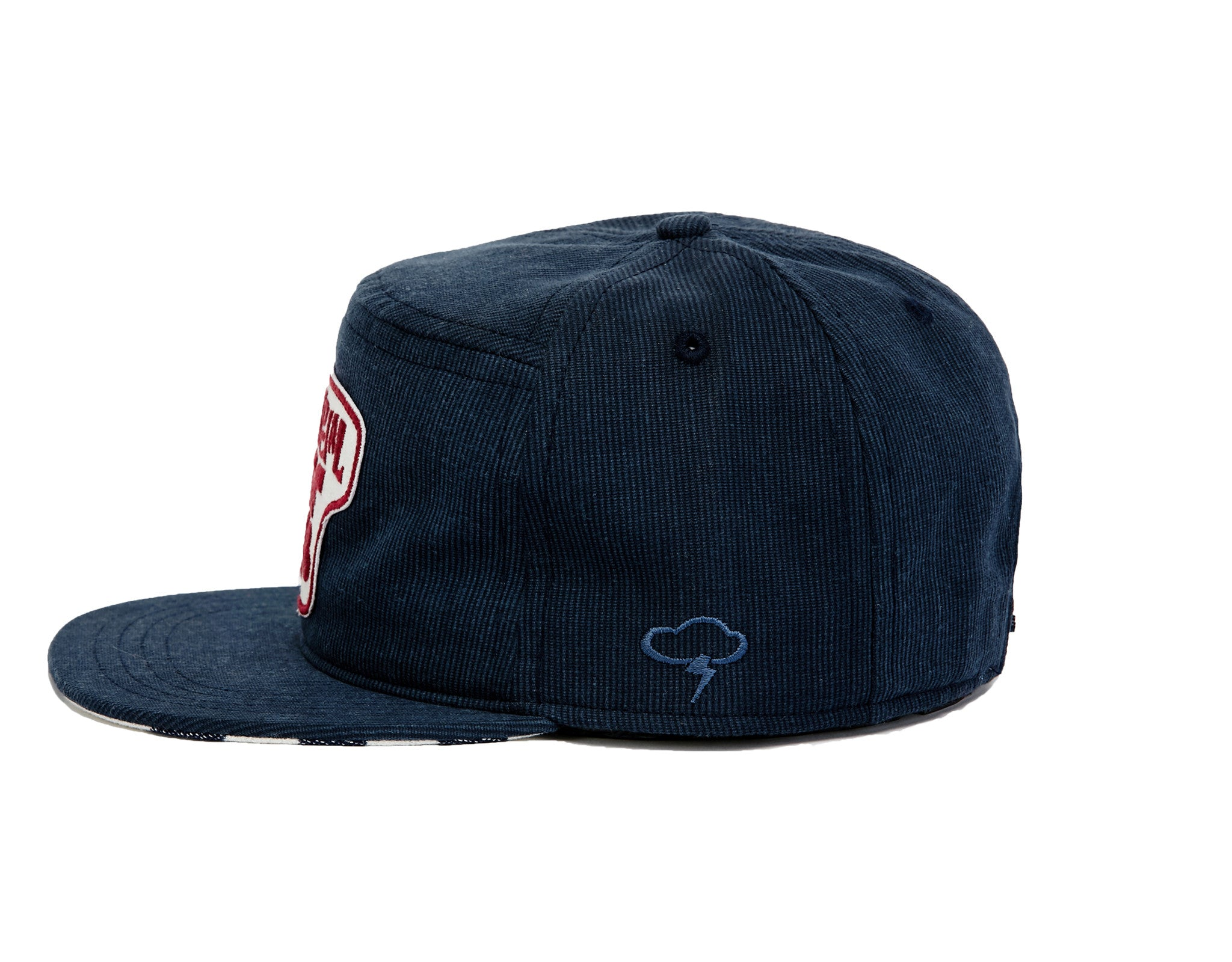 ANTI-SOCIAL SURF CLUB Snapback - Navy