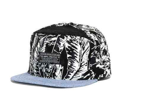 BLACK SEAS Strapback