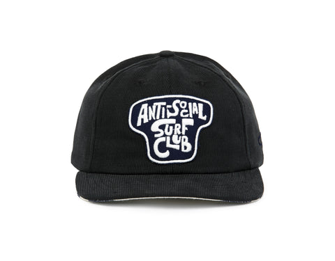ANTI-SOCIAL SURF CLUB 6-Panel