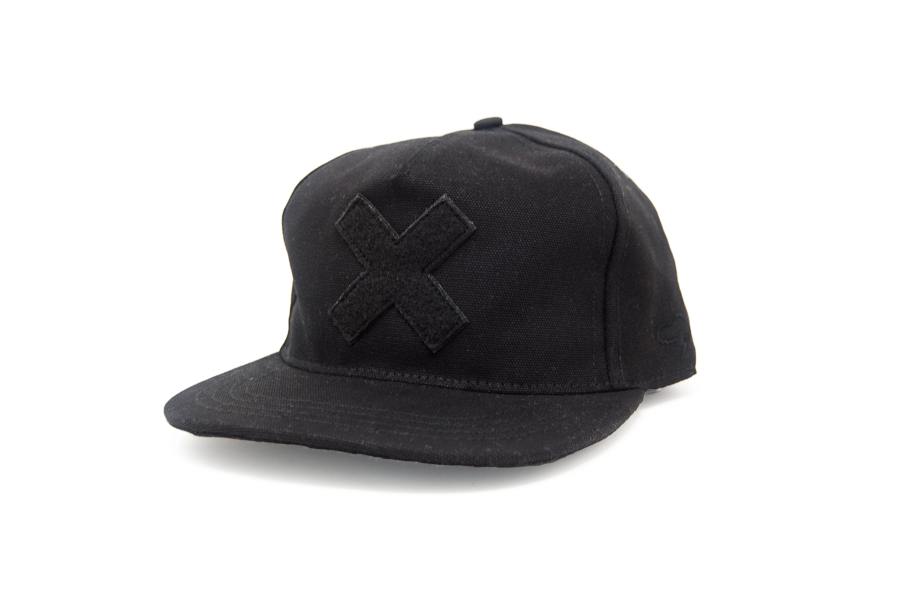 "Ampal x ALBUM SURF ""X"" Strapback - All Black"