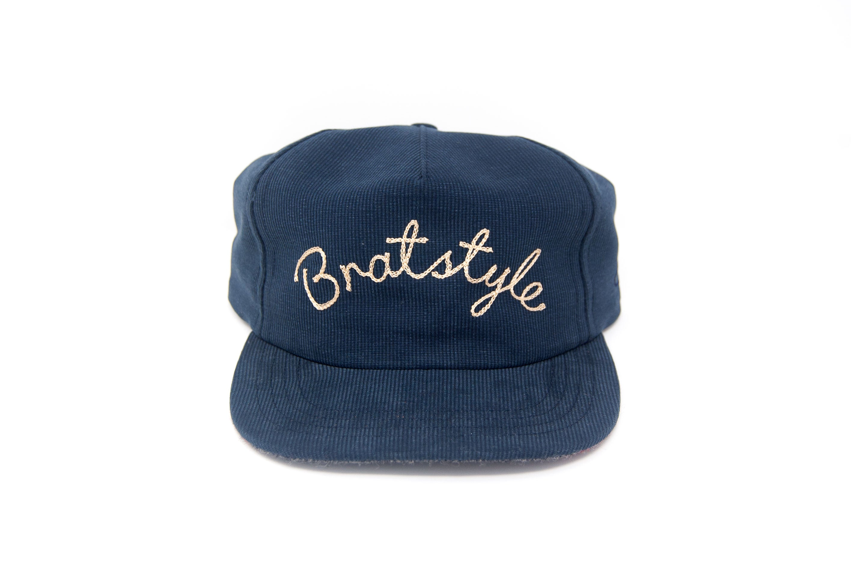 BRATSTYLE (Chainstitch) Strapback