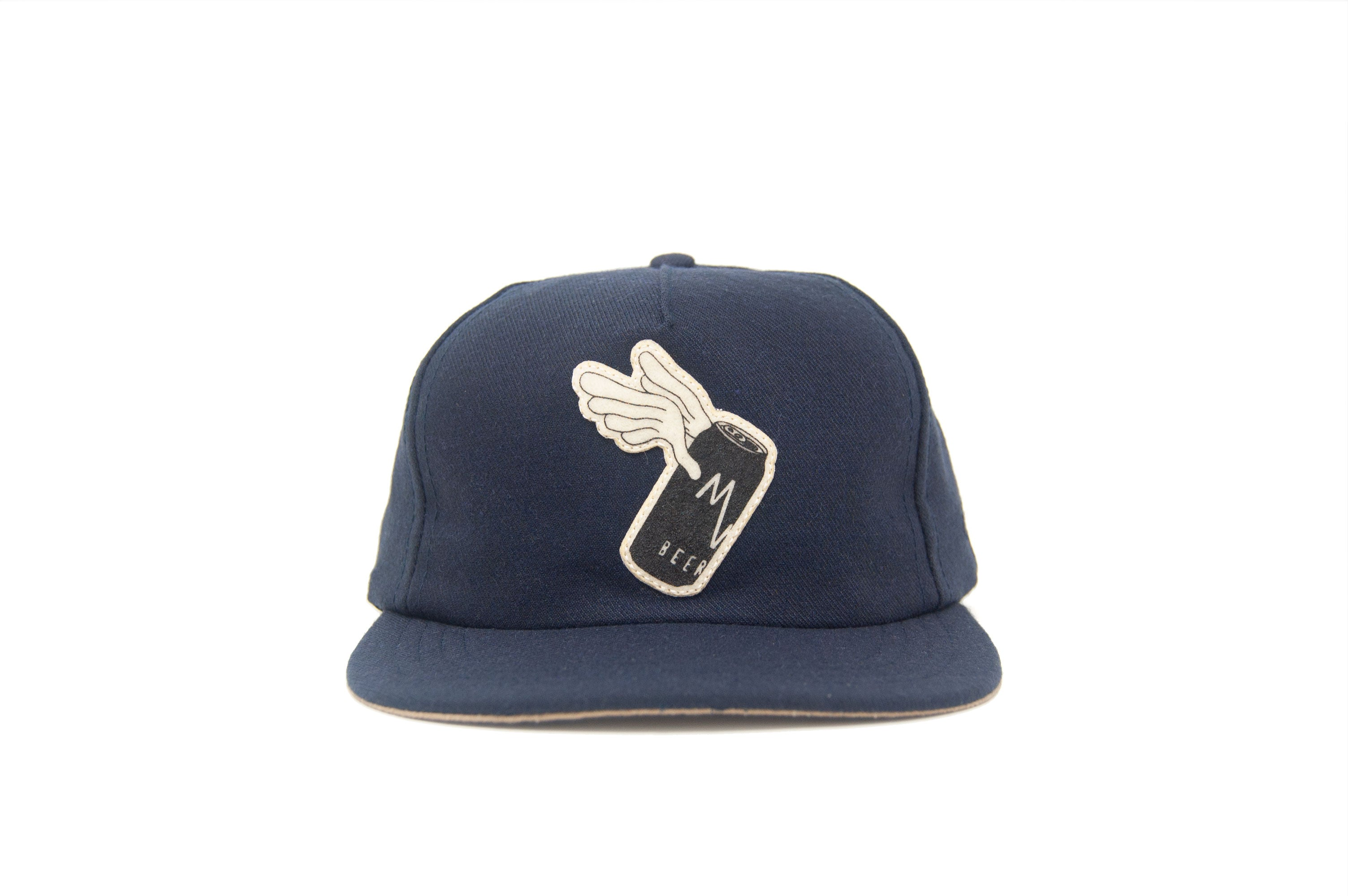 "Ampal x MADEWEST ""Flying Can"" Strapback"