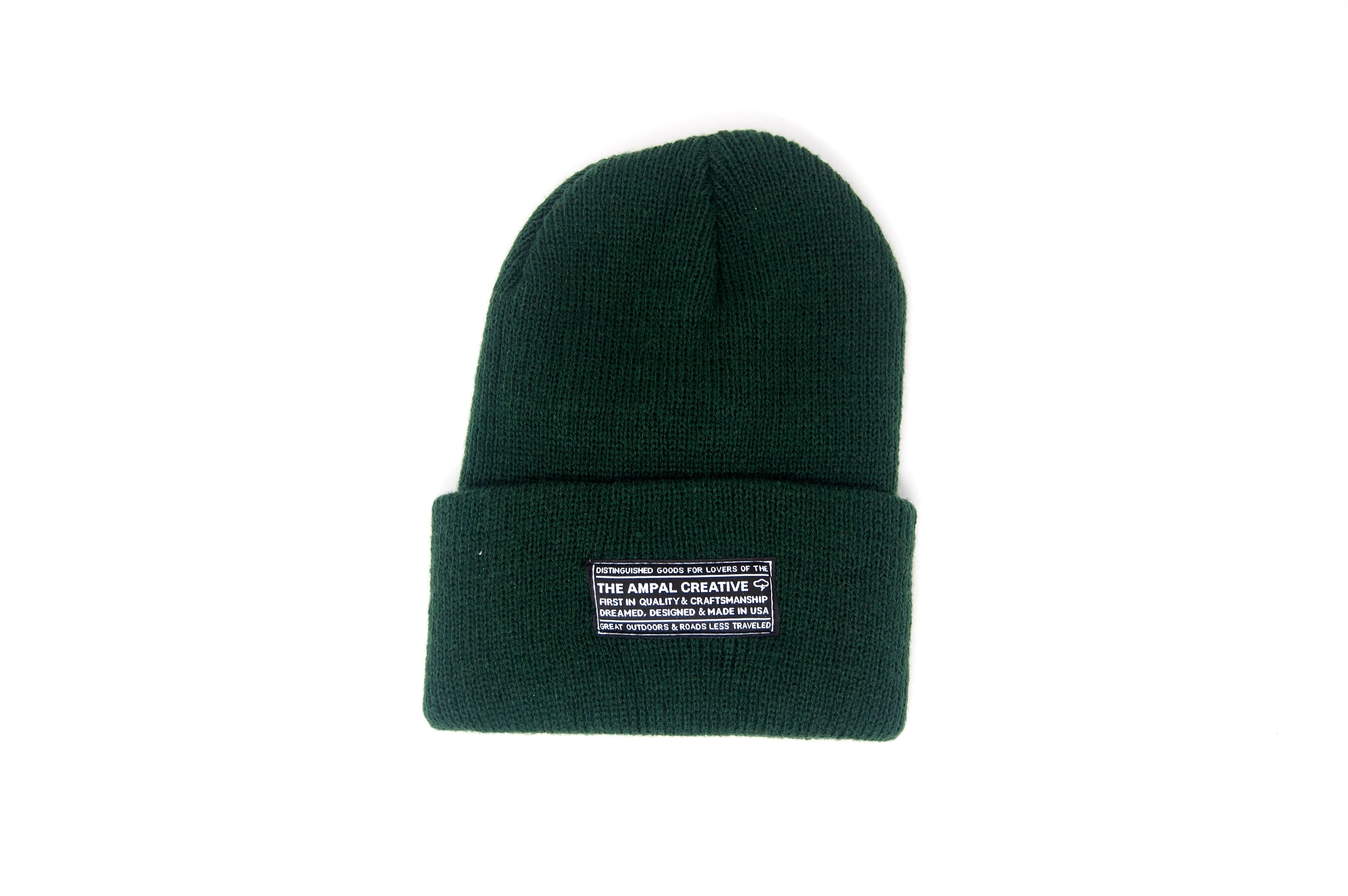 BABY BICKLE Beanie - Forest Green