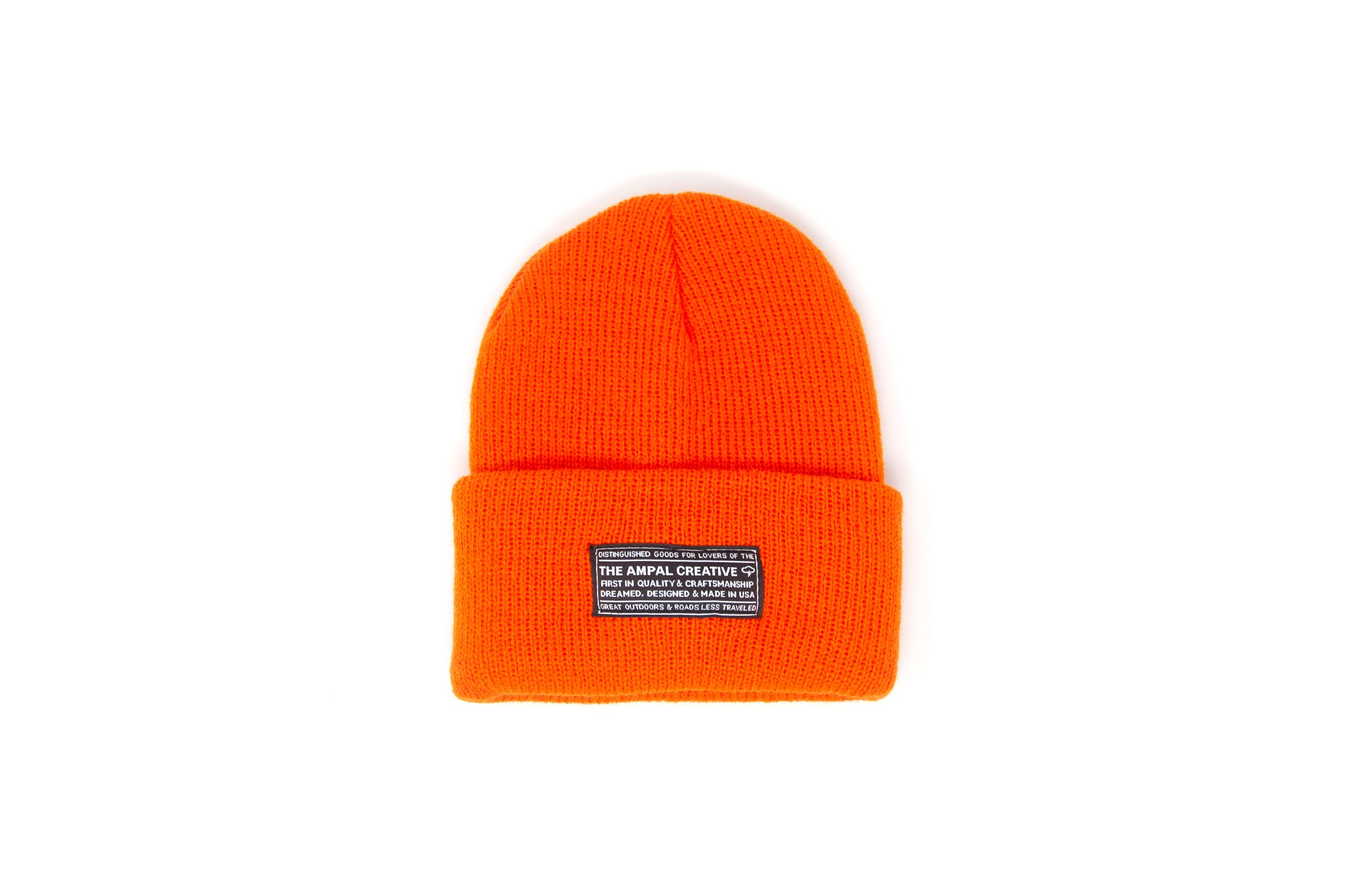 BABY BICKLE Beanie - Orange