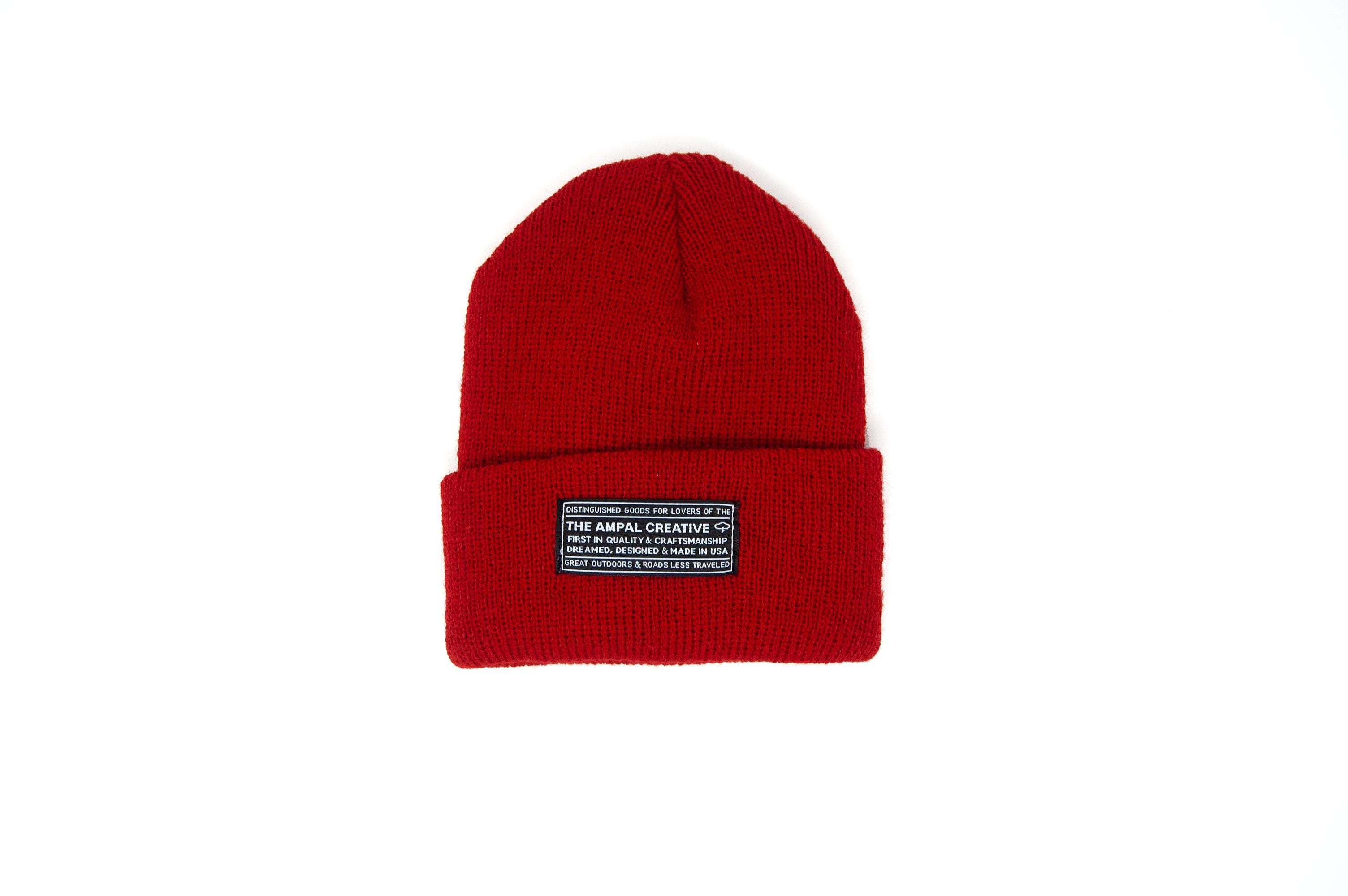 BABY BICKLE Beanie - Red