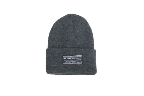 BABY BICKLE Beanie - Charcoal