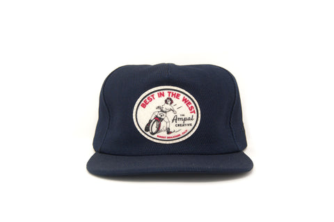 BEST IN Strapback - Navy