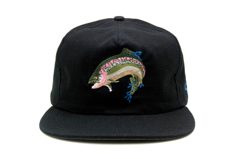 BLACK RAINBOW Strapback