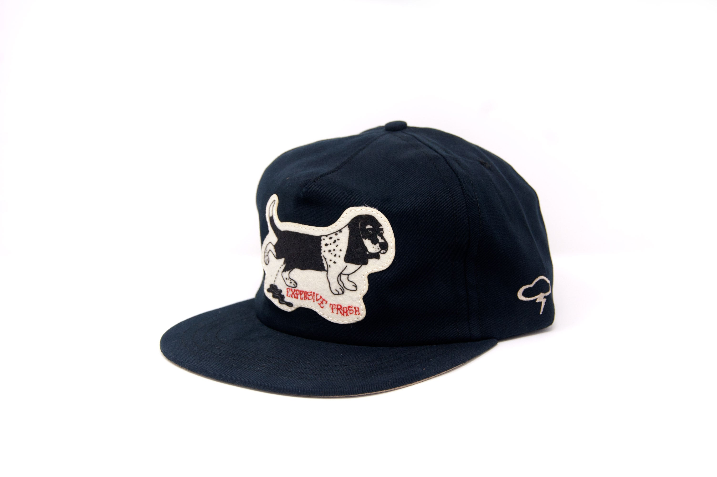 CHOPPER DOG (EXPENSIVE TRASH) Strapback