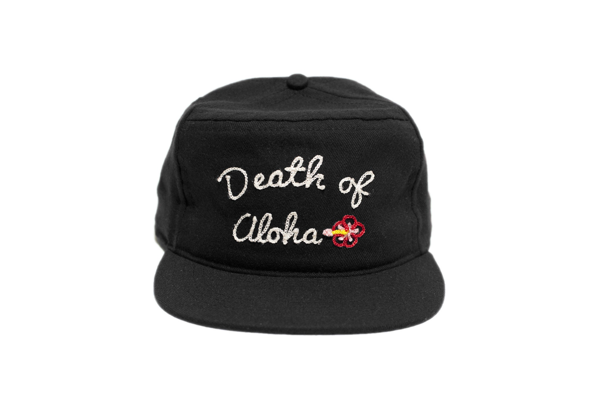 DEATH OF ALOHA Snapback