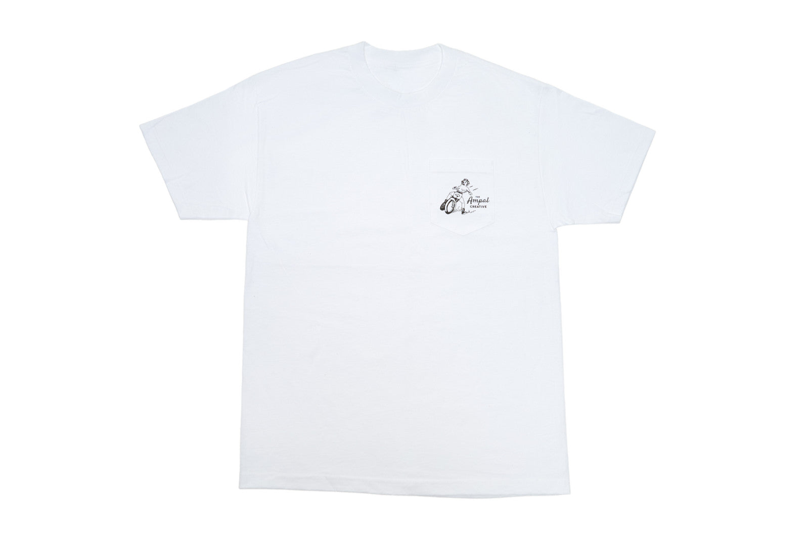 BEST IN - Pocket T - White