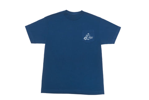 BEST IN - Pocket T - Harbor Blue