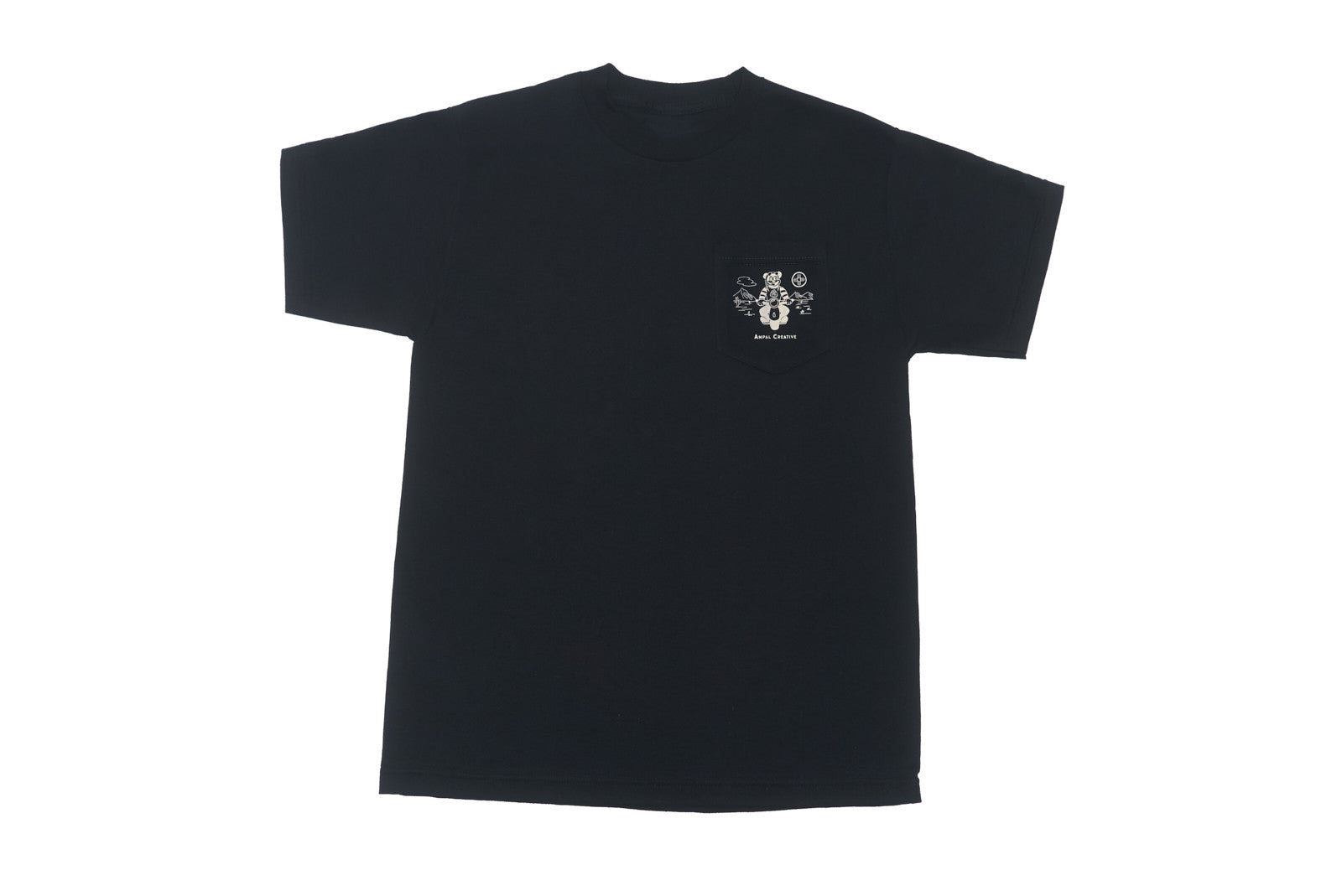 MOUSE - Pocket T - Black
