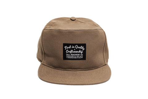 UNION STANDARD Snapback Ranch Brown