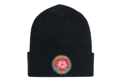 D.o.A. Wool Watch Cap Black