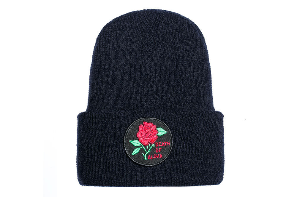 D.o.A. Wool Watch Cap Navy