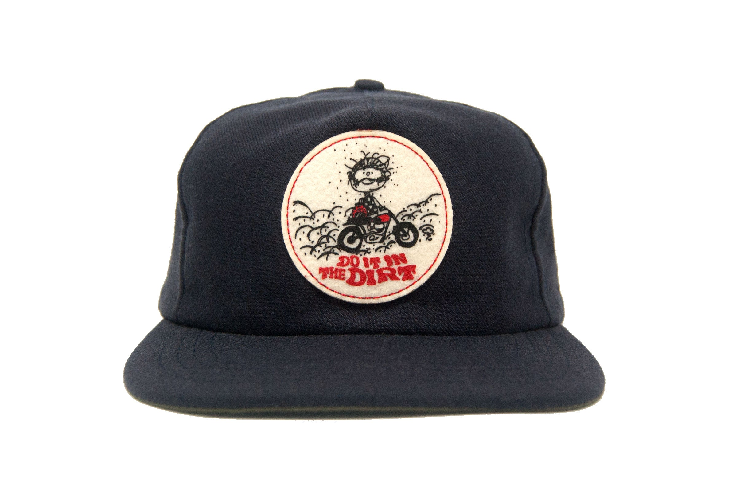 IN THE DIRT Strapback