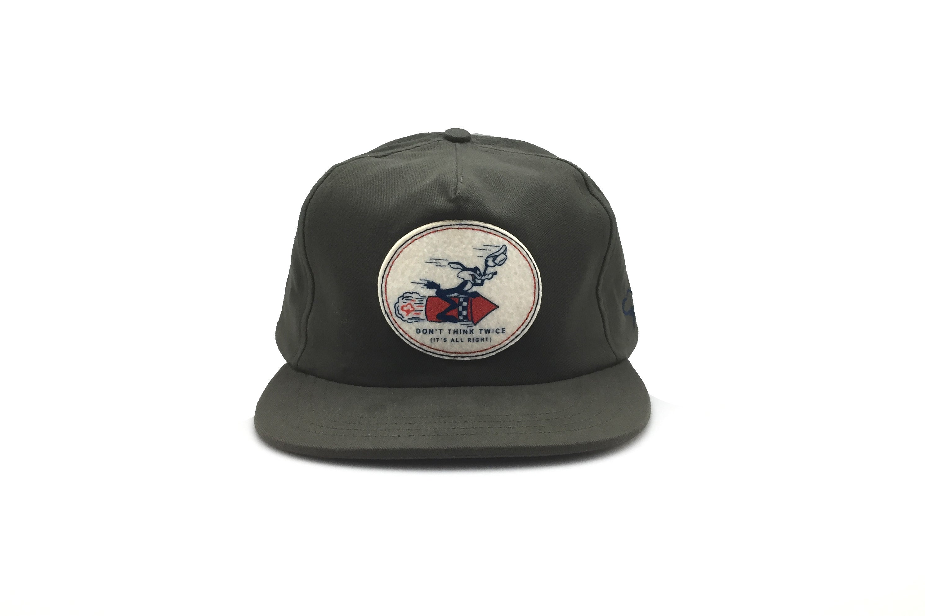 DON'T THINK TWICE Strapback