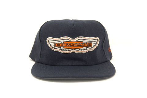 Dice Magazine WINGS Snapback
