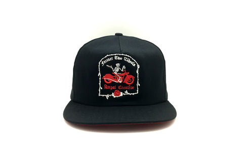 FOREVER TWO WHEELS Strapback